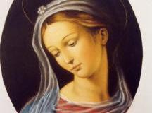 Madonna con velo