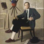 Antonio Bueno Autoritratto