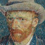 Vincent van Gogh autoritratto