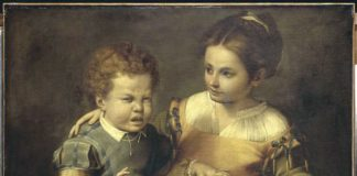 Sofonisba Anguissola ragazzo morso dal granchio