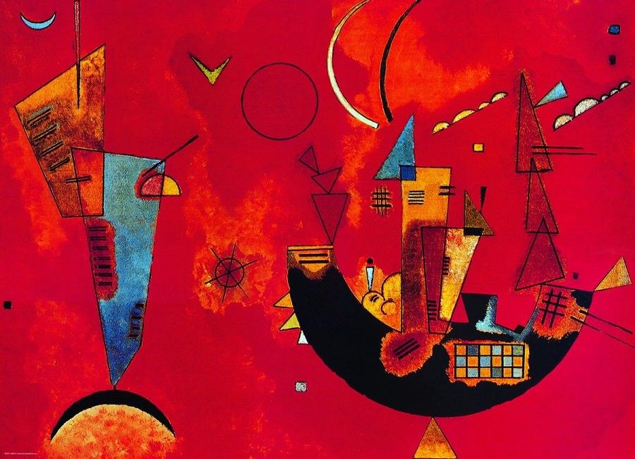 Wassily Kandinsky: opere principali - TuttArteOnline