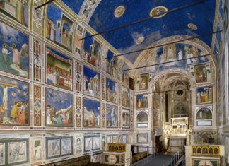scrovegni giotto, arte gotica